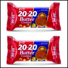 20-20 BUTTER COOKIES