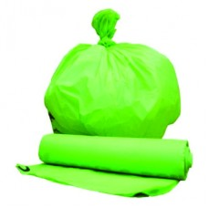 GARBAGE BAG 29 X 39 GREEN