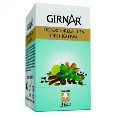 GIRNAR DETOX GREEN TEA DESI KAHWA